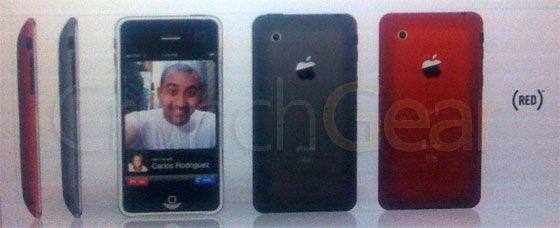 Prve slike novega iPhona!