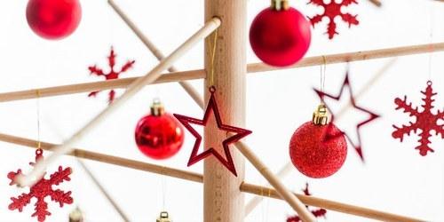Xmas3 - naravna in sodobna božična drevesca
