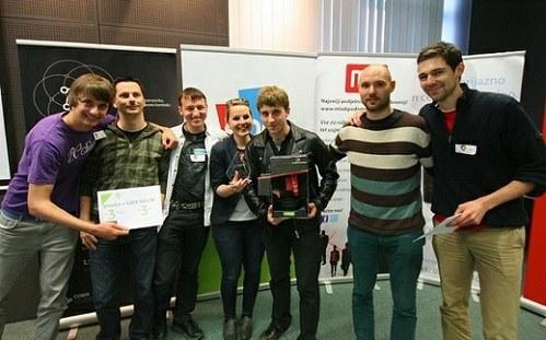 ColorMix je zmagovalec Ljubljana Startup!