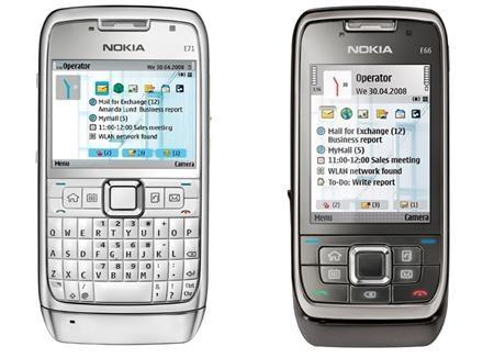 Nokia z novima poslovnima telefonoma