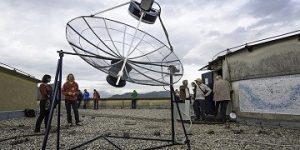 Dijaki Gimnazije Šentvid fascinirali z izdelavo radijskega teleskopa