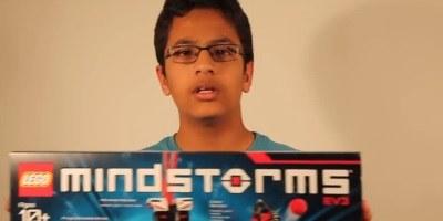 13-letnik, ki je navdušil Intel