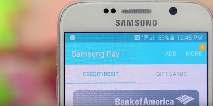 Samsung Pay na Kitajskem, kjer je konkurenca neusmiljena