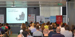 POLNO! MP dogodek: Lastno podjetje? Zakaj pa ne! – Ljubljana