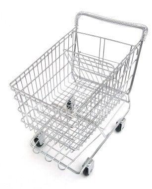 """Poslovna priložnost: zbiranje """"pobeglih"""" nakupovalnih vozičkov"""