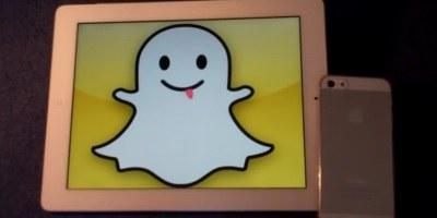 Denar si bomo pošiljali prek Snapchata