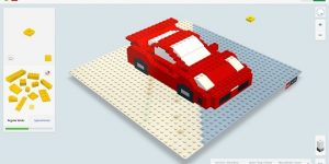 Video: Google in LEGO ustvarila virtualne LEGO kocke