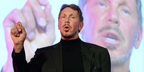Video: Larry Ellison ni več izvršni direktor podjetja Oracle