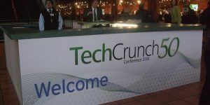 Priprave na TechCrunch50 so v teku