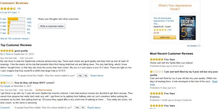 Če kupujete ocene izdelka na Amazonu, vas morda čaka tožba