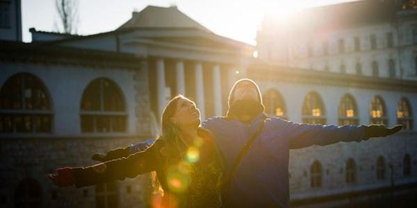 Na poti ljubezni po Sloveniji
