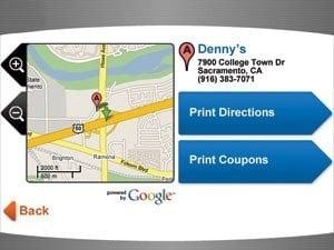 Google na bencinskih servisih