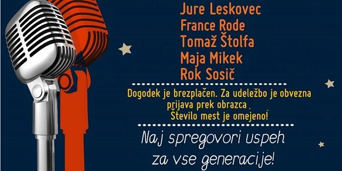 Dogodek, ki bo povezal Slovenijo in Silicijevo dolino