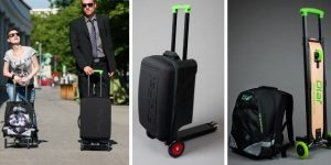 "Na Kickstarter ""brcnili"" nov slovenski projekt: OLAF scooter"