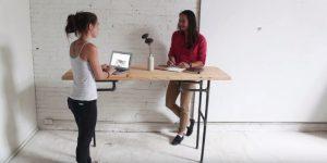 Zakaj podjetniki izbirajo stoječe mize?