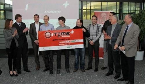 Pospeševalnik idej ITIME podpira mlade