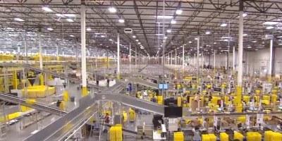 Amazon odpira prvo fizično trgovino