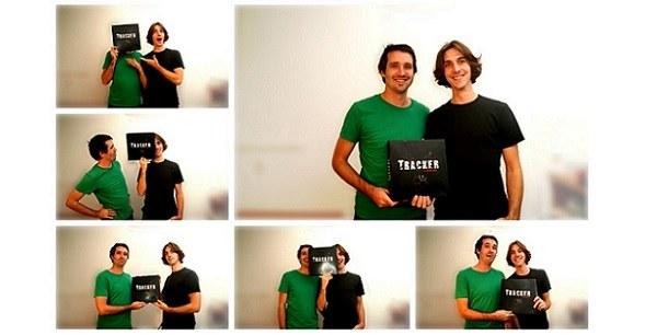Tracker uspešno zbral sredstva na Kickstarterju!
