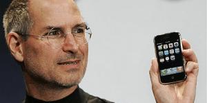 Steve Jobs postane akcijski junak