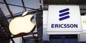 Bo Ericsson prejel 0,5 odstotka od vsakega prodanega iPhona?