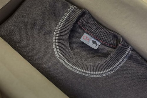 OX Custom – oblikuj si pulover unikatnega pridiha!