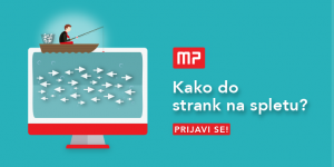 MP coworking dogodek: Kako do strank na spletu?