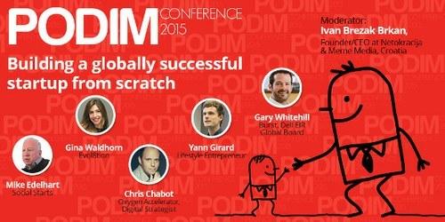 Prihaja Konferenca PODIM 2015!