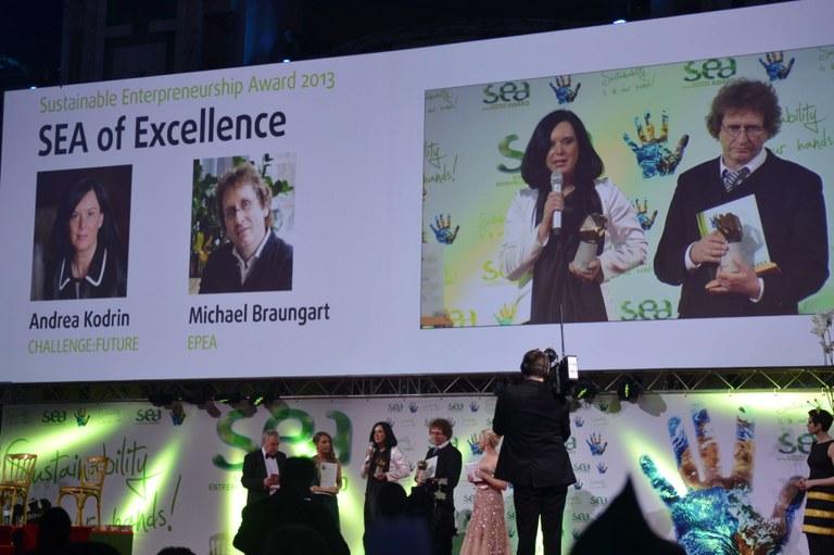 Nagrada SEA je šla v Slovenijo