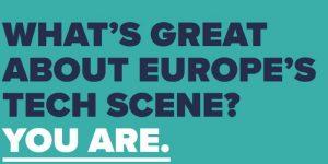 Morda ste prav vi najboljši evropski startup!
