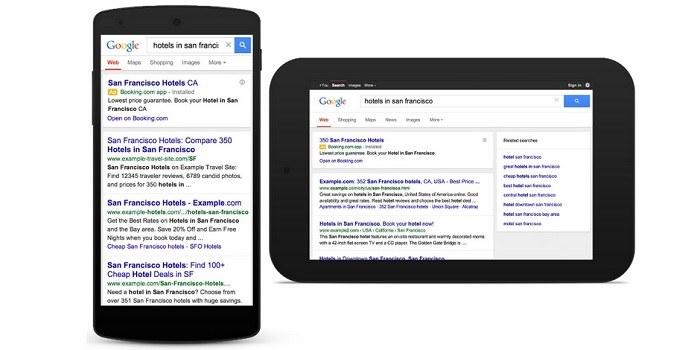 Google uvedel pomembne spremembe v svoj iskalni algoritem