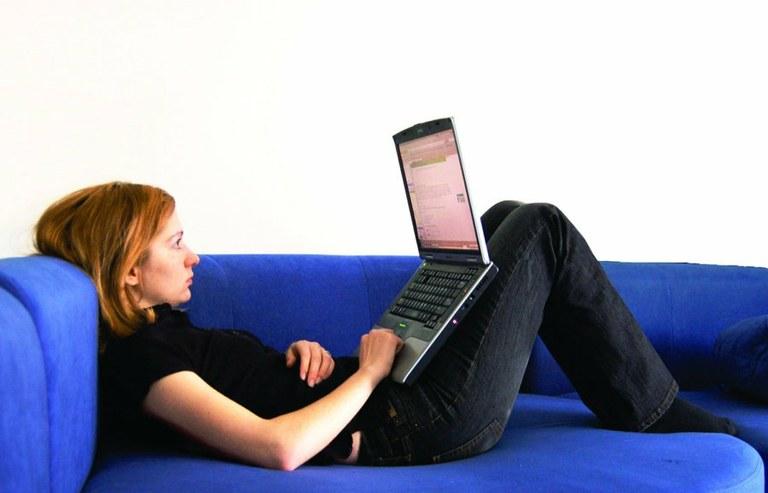 Nevarnosti dela od doma