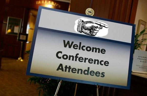 Z organizacijo konference povečajte kredibilnost podjetja