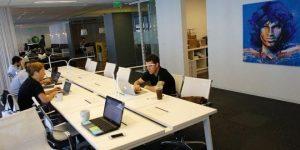 Klasične pisarne čedalje bolj nadomešča coworking