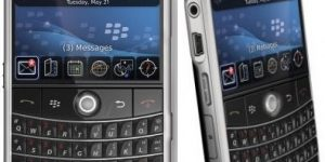 BlackBerry Bold navdušuje
