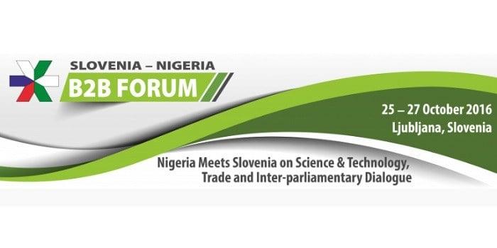 Slovenija - Nigerija B2B Forum