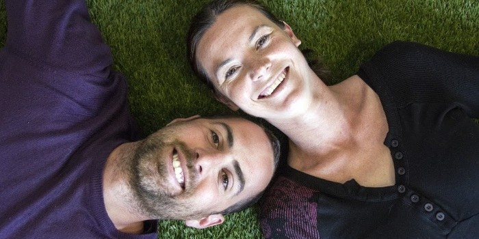 Anja in Alen Marić (Vir: Woodway)
