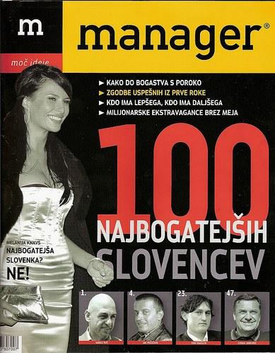 Najbogatejši Slovenci burijo duhove