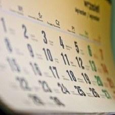 Koledar poslovnih dogodkov - december 2012