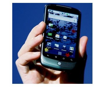Izšel Googlov pametni telefon Nexus One