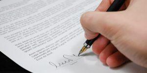 Kateri so obvezni in priporočljivi akti za s.p.?