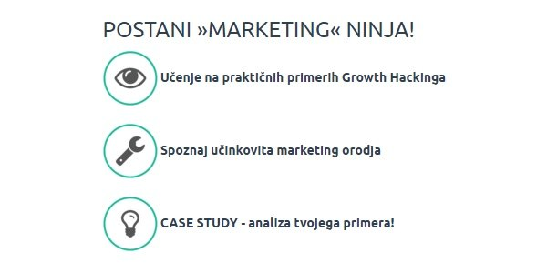Tečaj: Startup Marketing (LJ)
