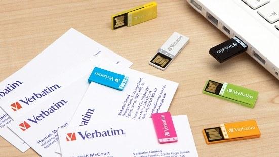 Poslovna priložnost: USB sponka