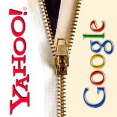 Google pod pričakovanji, Yahoo odpušča