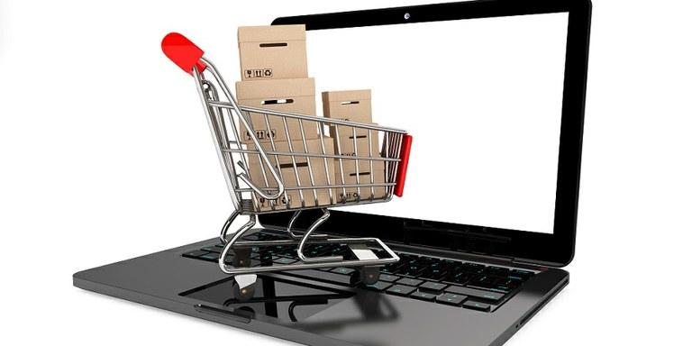 Nakupovanje na spletu v Sloveniji in na Hrvaškem