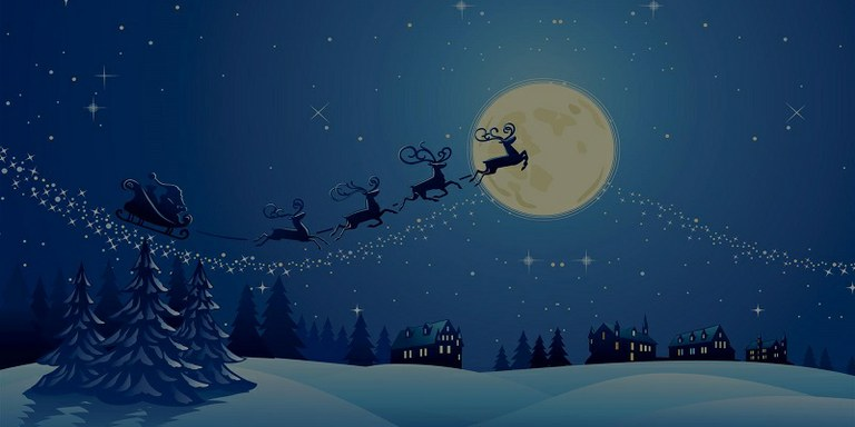 Pričarajte praznično vzdušje z SMSi v imenu Božička ali Rudolfa