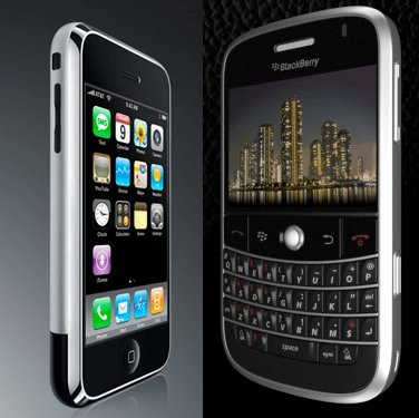 BlackBerry 9000 ali prihodnji iPhone?