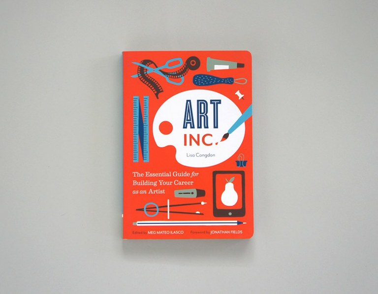 Predlog za branje: Art, Inc.: The Essential Guide for Building Your Career as an Artist