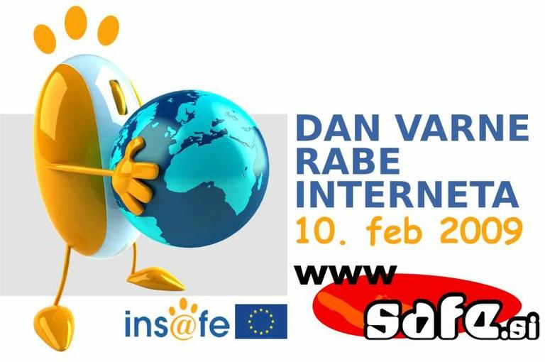 Danes je dan varne rabe interneta