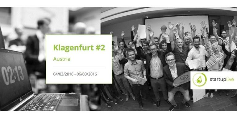 Startup Live Klagenfurt