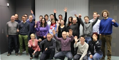 Master of Start:ups znanje podal 19 podjetniškim ekipam